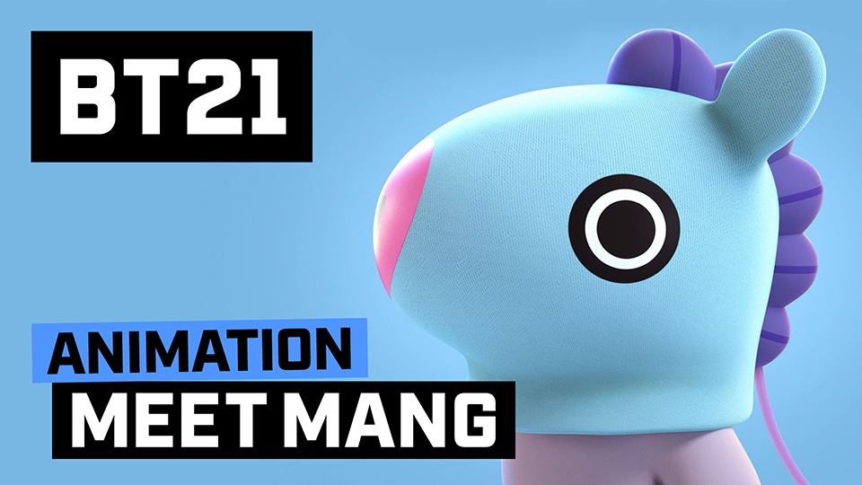 [BT21] Meet MANG!