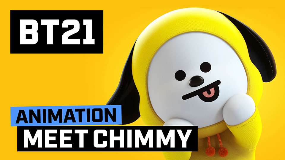 [BT21] Meet CHIMMY!