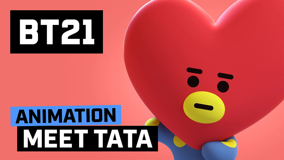 [BT21] Meet TATA!