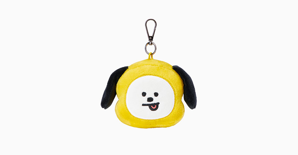 Bt21 Standing Doll Chimmy Nip Line Friends X Bt21 Chimmy