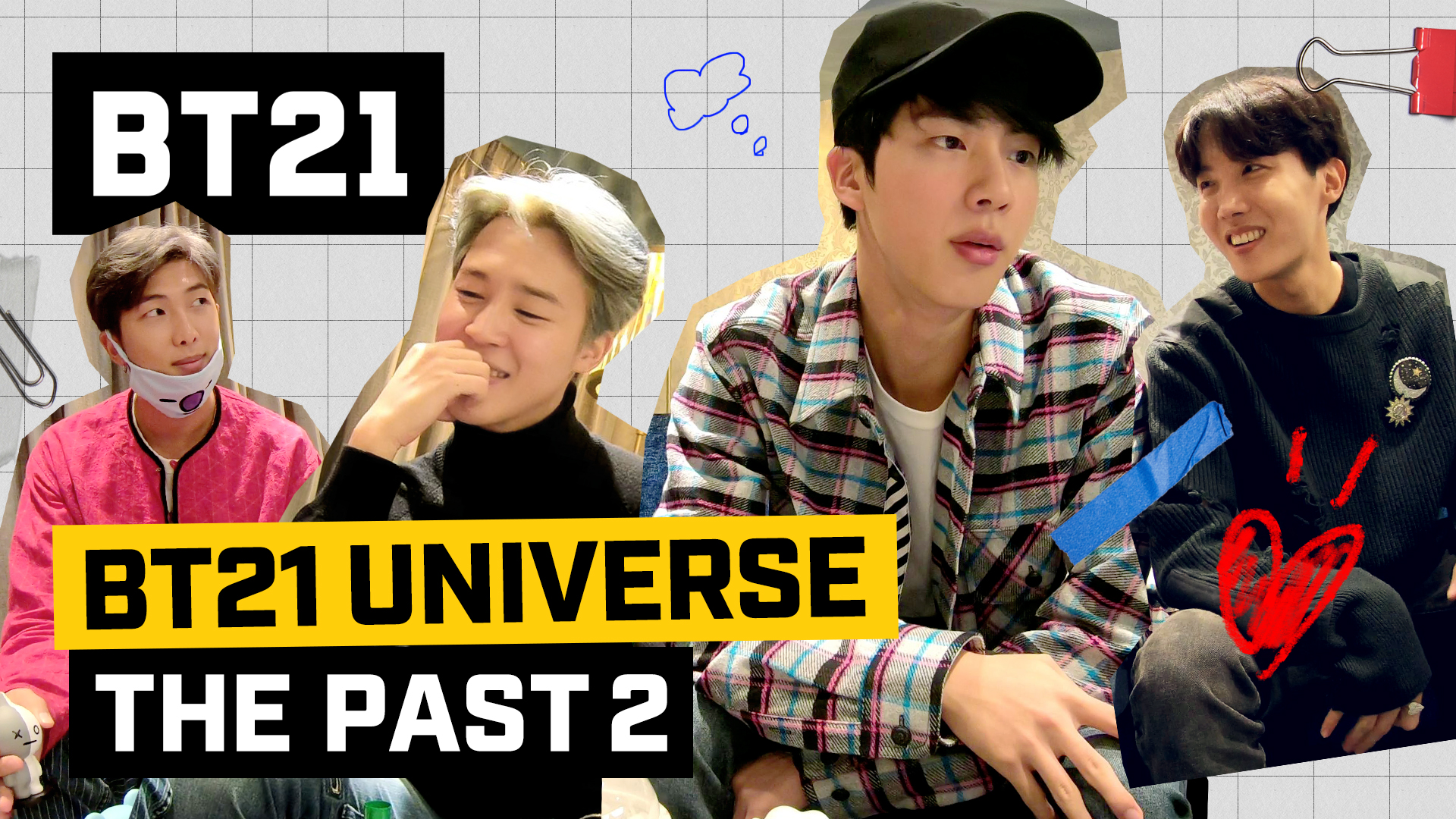 [BT21] BT21 UNIVERSE - THE PAST 2