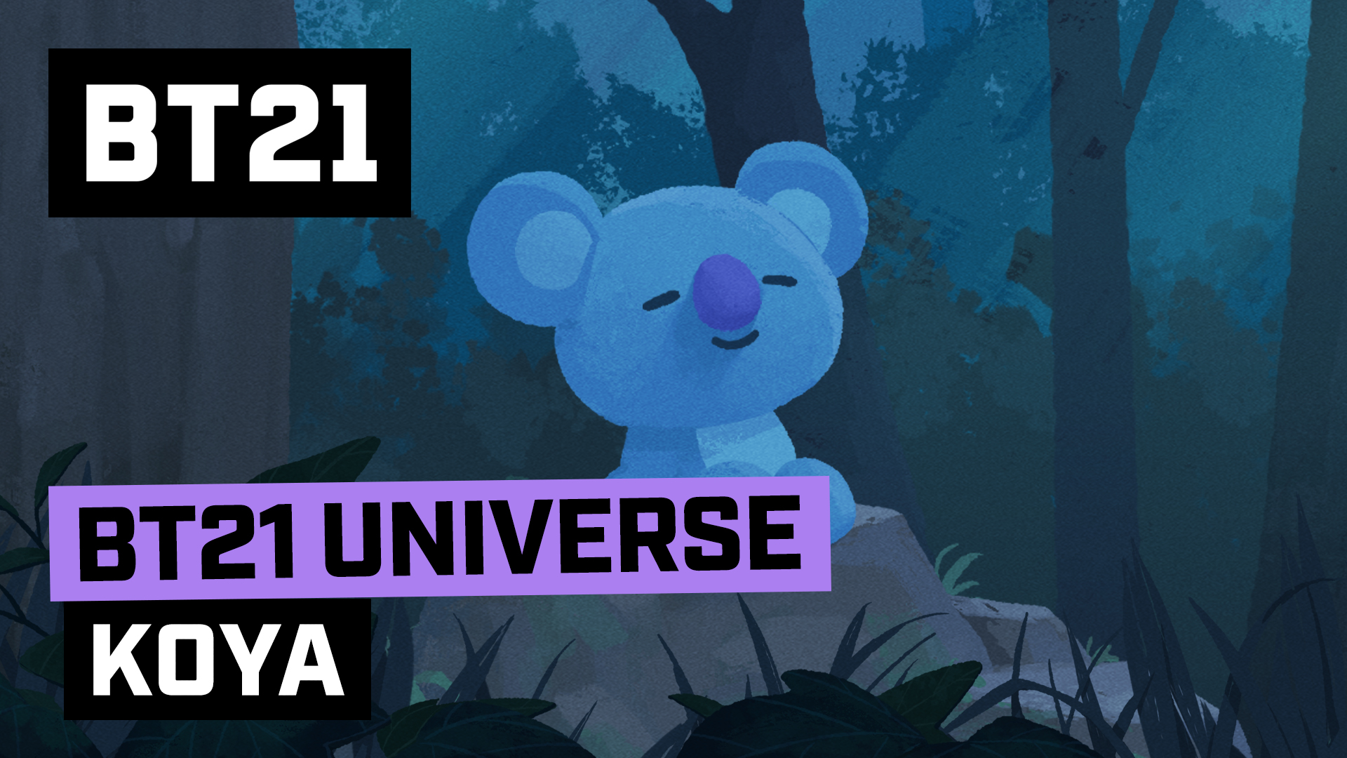 BT21 UNIVERSE ANIMATION EP05